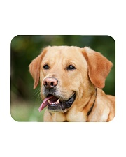 Yellow Lab Dog Mousepad front