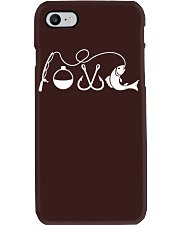 Fishing lovers Phone Case tile