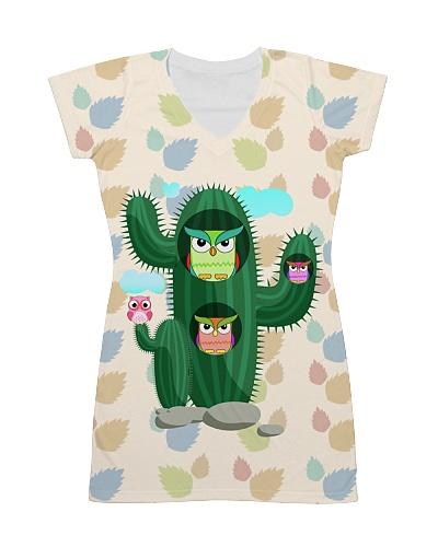 Owl - Cactus