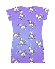 Unicorn - Stay Magical All-over Dress back