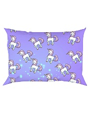Unicorn - Stay Magical Rectangular Pillowcase thumbnail