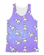 Unicorn - Stay Magical All-over Unisex Tank thumbnail