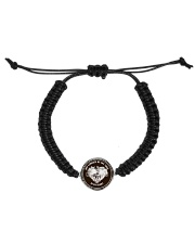 Horse-No Longer At My Side But Always In My Heart Cord Circle Bracelet thumbnail