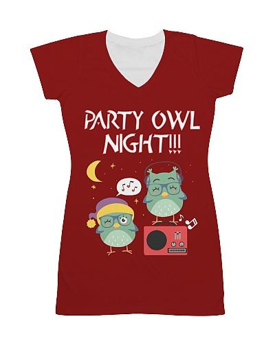 Owl - Party Owl Night