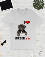 Boxer dog Premium Fit Mens Tee lifestyle-mens-crewneck-front-17