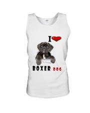 Boxer dog Unisex Tank thumbnail