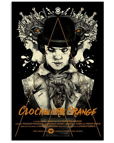 A Clockwork Orange Poster - Limited Edition