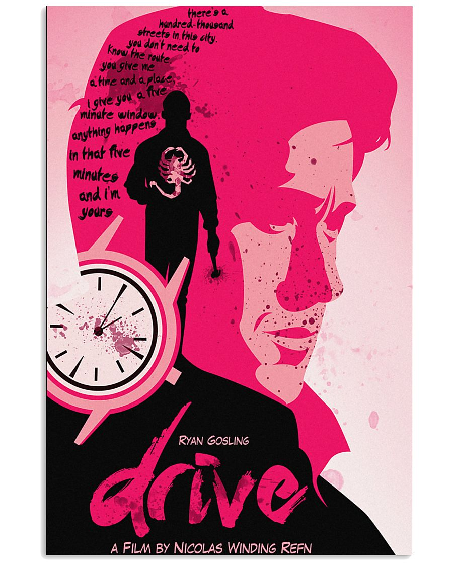 Drive - LIMITED EDITION 11x17 Poster
