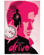 Drive - LIMITED EDITION 11x17 Poster front