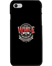 WEIBLE Phone Case thumbnail
