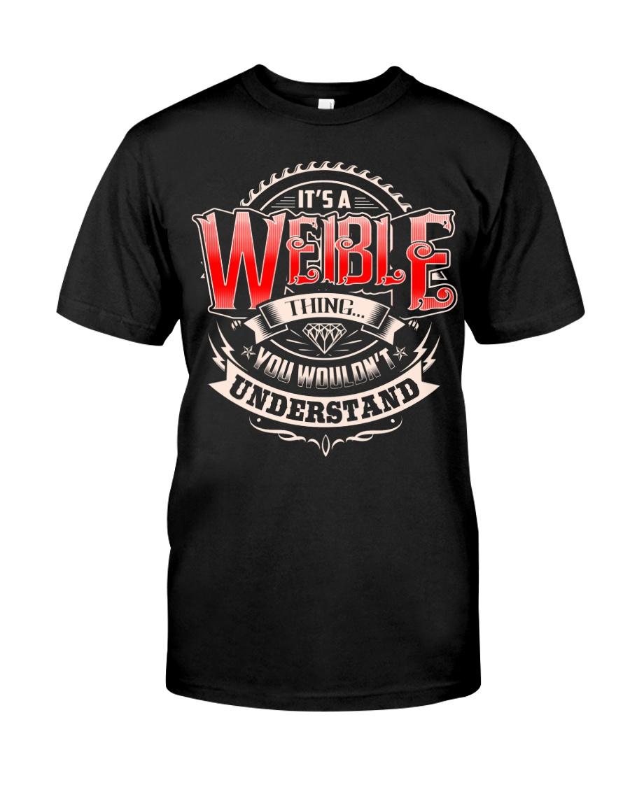 WEIBLE Classic T-Shirt