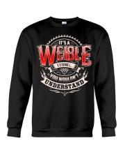 WEIBLE Crewneck Sweatshirt thumbnail