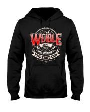 WEIBLE Hooded Sweatshirt thumbnail