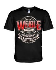 WEIBLE V-Neck T-Shirt thumbnail