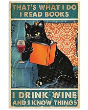 That's what i do i read book  11x17 Poster front
