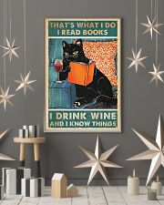 That's what i do i read book  11x17 Poster lifestyle-holiday-poster-1