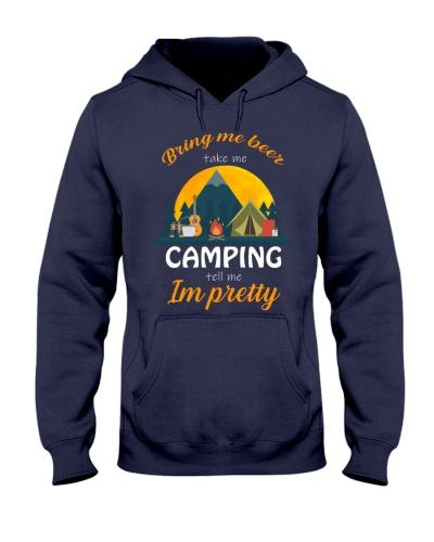 Bring Me Beer Tell me Camping