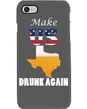 Texas Drunk Team Phone Case thumbnail