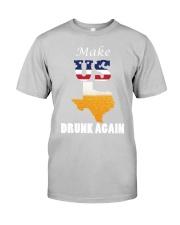 Texas Drunk Team Classic T-Shirt thumbnail