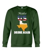 Texas Drunk Team Crewneck Sweatshirt thumbnail