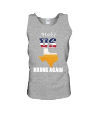 Texas Drunk Team Unisex Tank thumbnail