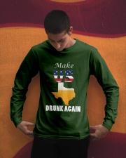 Texas Drunk Team Long Sleeve Tee apparel-long-sleeve-tee-lifestyle-01