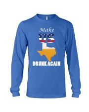 Texas Drunk Team Long Sleeve Tee thumbnail
