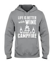 Camping life is better Hooded Sweatshirt thumbnail