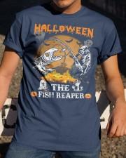 HalloWeen the Fish Reaper Classic T-Shirt apparel-classic-tshirt-lifestyle-28