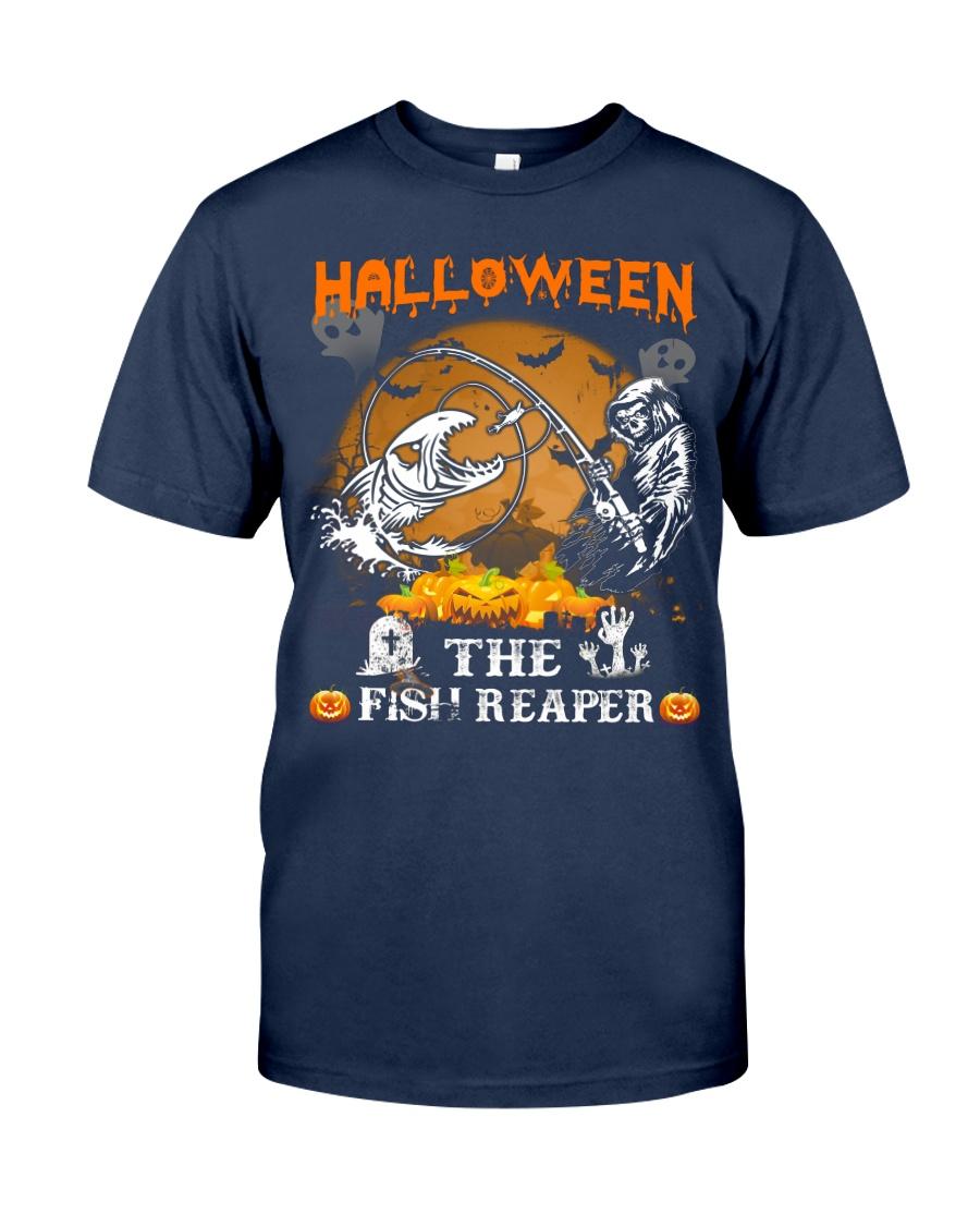 HalloWeen the Fish Reaper Classic T-Shirt