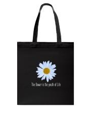 DAISY FLOWER TEE Tote Bag thumbnail