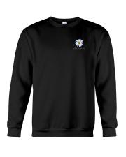 DAISY FLOWER TEE Crewneck Sweatshirt thumbnail
