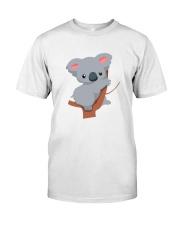 Cute Koala - Save The Koalas Classic T-Shirt thumbnail