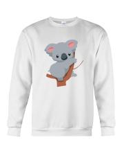 Cute Koala - Save The Koalas Crewneck Sweatshirt thumbnail