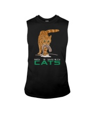 CAT Sleeveless Tee thumbnail