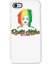 Rasta Styles By Meshia Phone Case tile