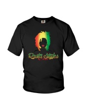 Rasta Styles By Meshia Youth T-Shirt thumbnail