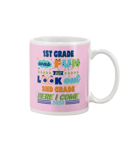 1st GRADE WAS FUN
