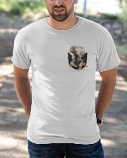 elaphant shirt Classic T-Shirt apparel-classic-tshirt-lifestyle-front-50