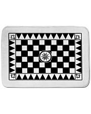"""Masonic Tessellated Pavement Bath Mat - 24"""" x 17"""" thumbnail"""