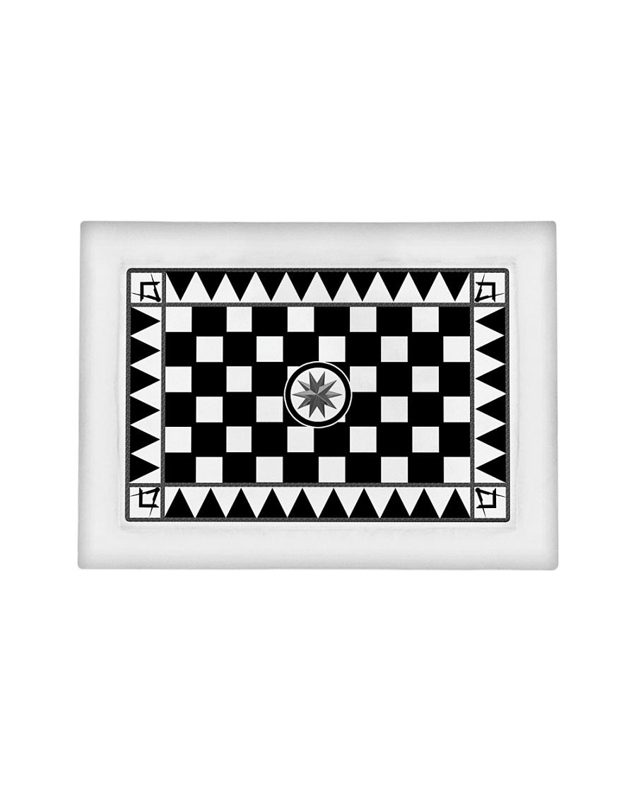 Masonic Tessellated Pavement Pillow Sham - Standard
