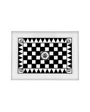 Masonic Tessellated Pavement Pillow Sham - Standard front