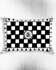 Masonic Tessellated Pavement Rectangular Pillowcase aos-pillow-rectangle-front-lifestyle-4