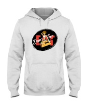 Eat Dawn's Taco Merch Hooded Sweatshirt thumbnail