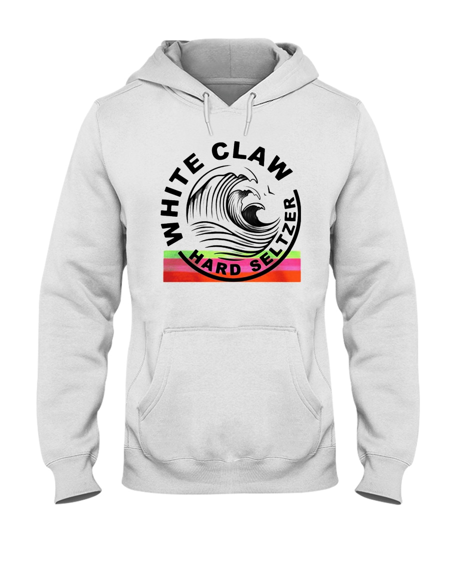 white claw hoodie new Hooded Sweatshirt