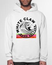 white claw hoodie new Hooded Sweatshirt garment-hooded-sweatshirt-front-03