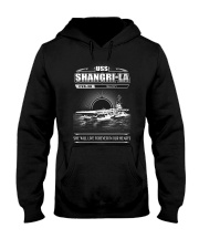 USS SHANGRI-LA CVA-38 Hooded Sweatshirt tile