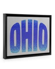 OHIO 14x11 Black Floating Framed Canvas Prints thumbnail