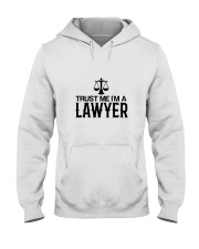 Trust me I'm a lawyer Hooded Sweatshirt thumbnail