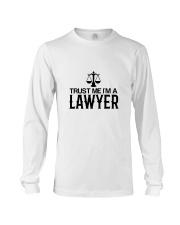Trust me I'm a lawyer Long Sleeve Tee thumbnail